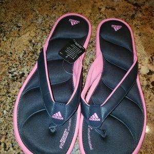 4b5c4b9838a2 Women s Adidas Fit Foam Sandals on Poshmark